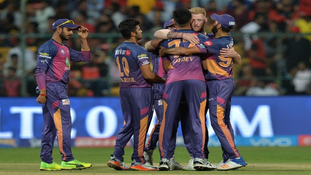 IPL 2017: Pune choke Mumbai by three runs in tense finish
