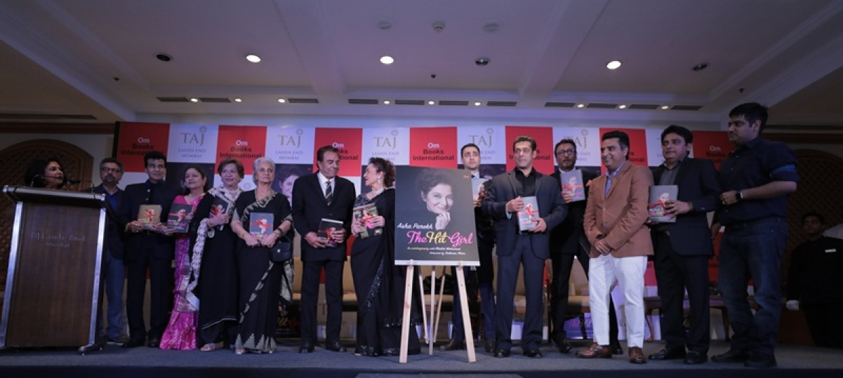 In Pictures: Salman Khan, Waheeda Rehman at Asha Parekh's book launch