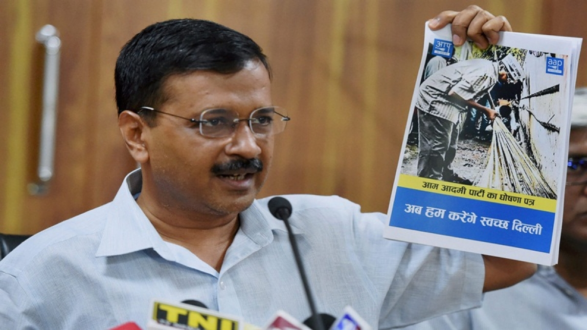 Centre seeks AAP explanation on overseas funding to it