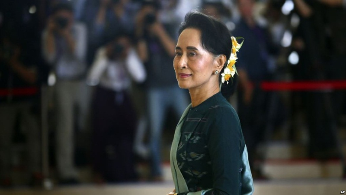 Rohingyas a personal challenge for Suu Kyi