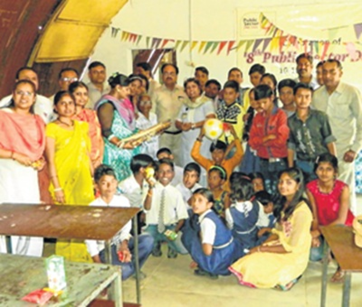 Bhopal: BHEL celebrates Public Sector Day