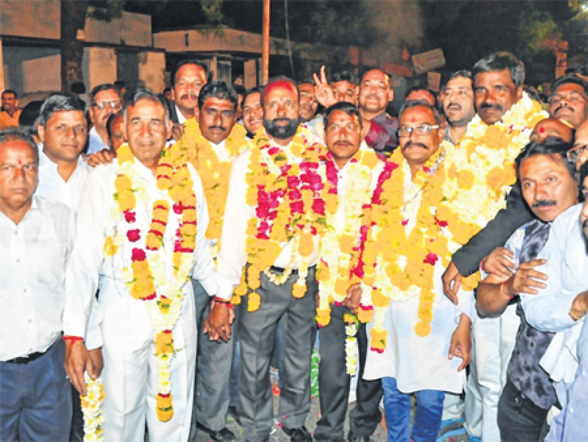 Ujjain: Bar Association election results declared
