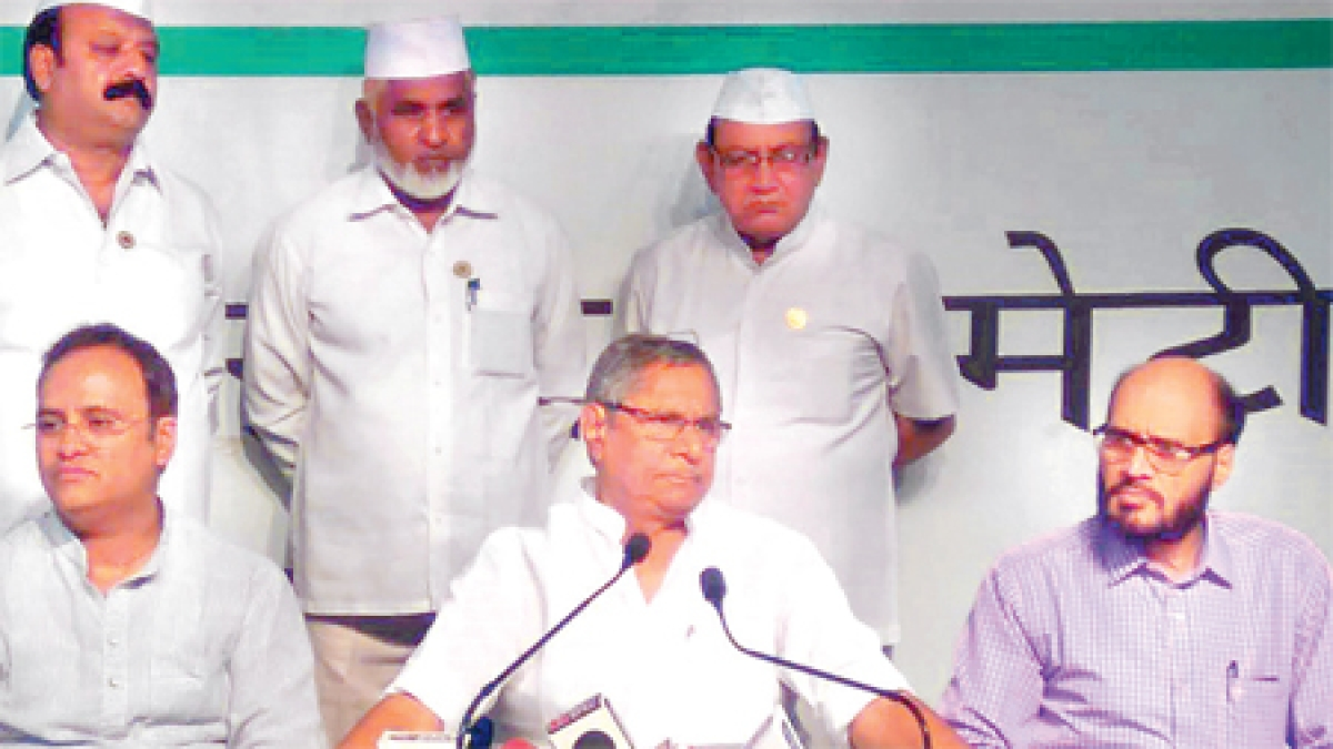 Bhopal: Bring back ballot papers says Congress