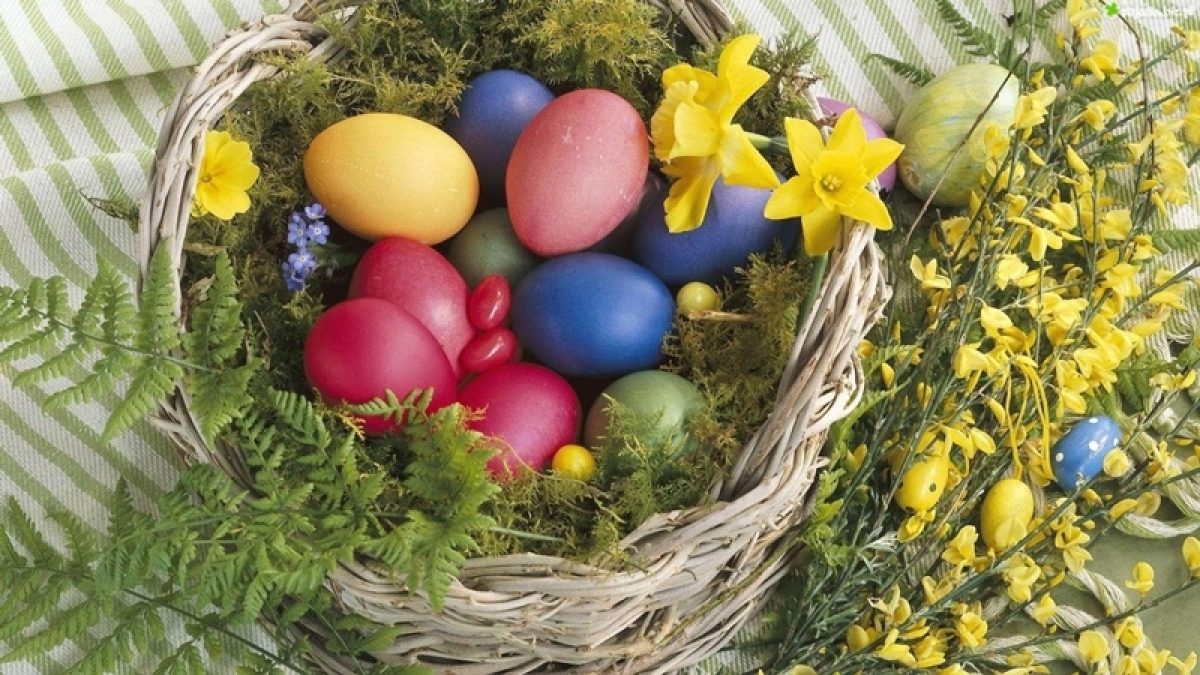 Celebrate Easter with self-made delights