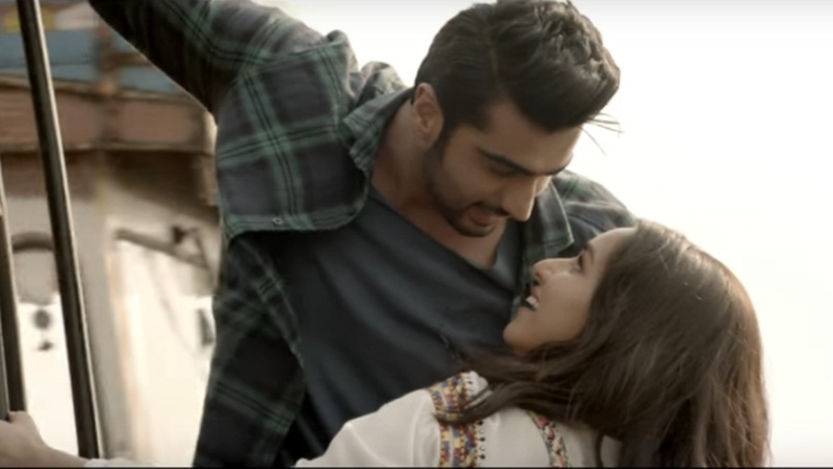 Half Girlfriend's new romantic song Phir Bhi Tumko Chahunga