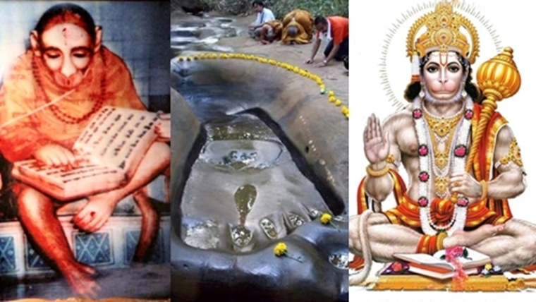 Lord Hanuman is still alive? Mythology decodes it!