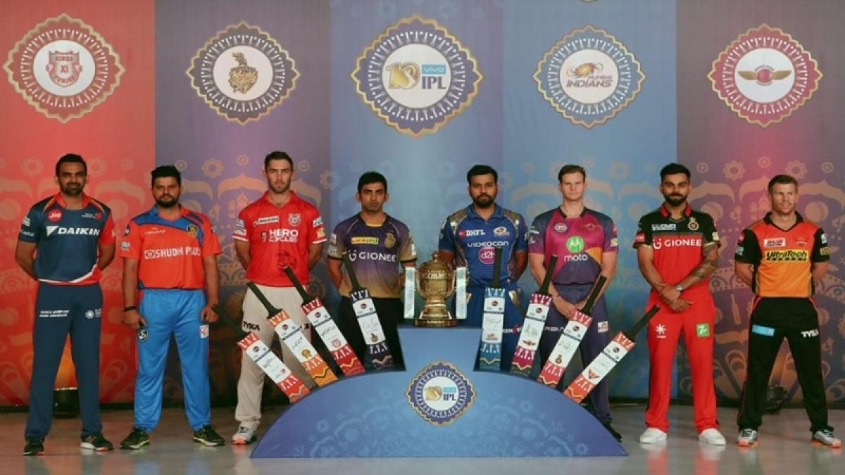 IPL 2017: Complete squad list of all eight teams