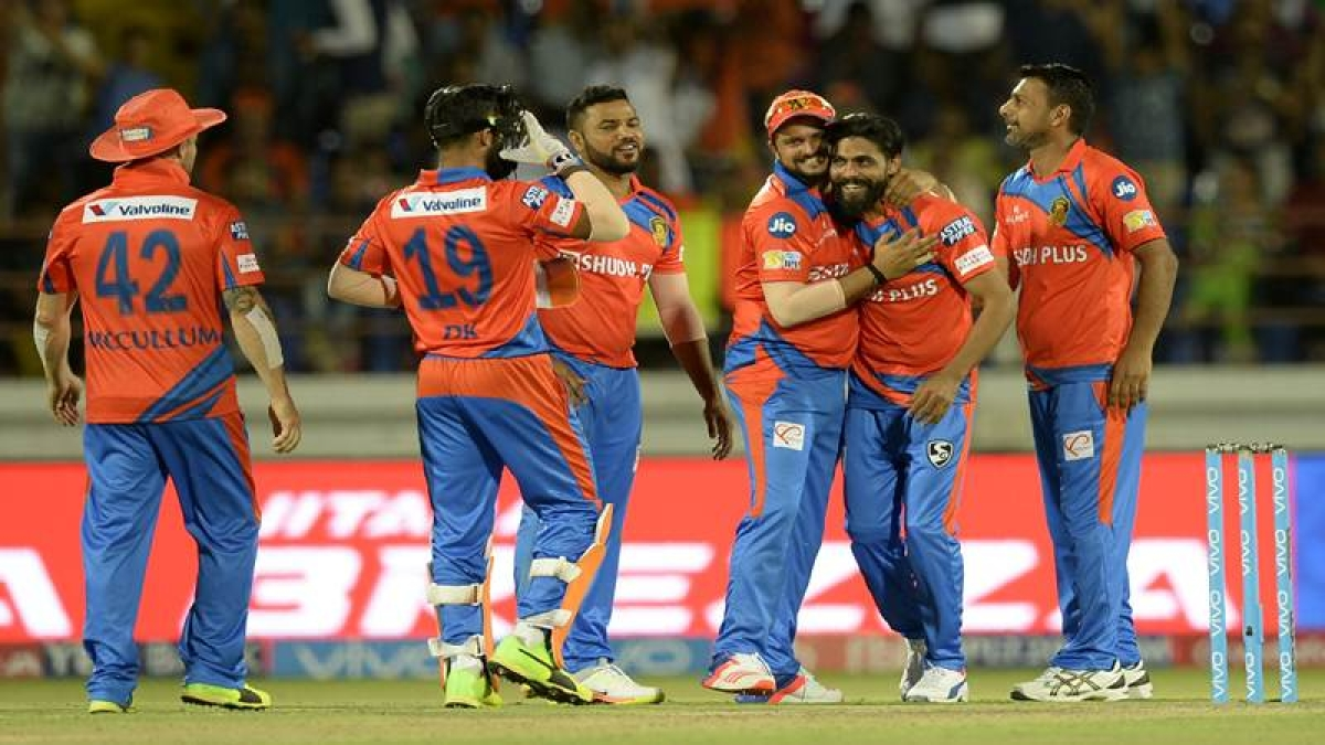 IPL 2017: Pune Tye-d and roasted by Gujarat Lions