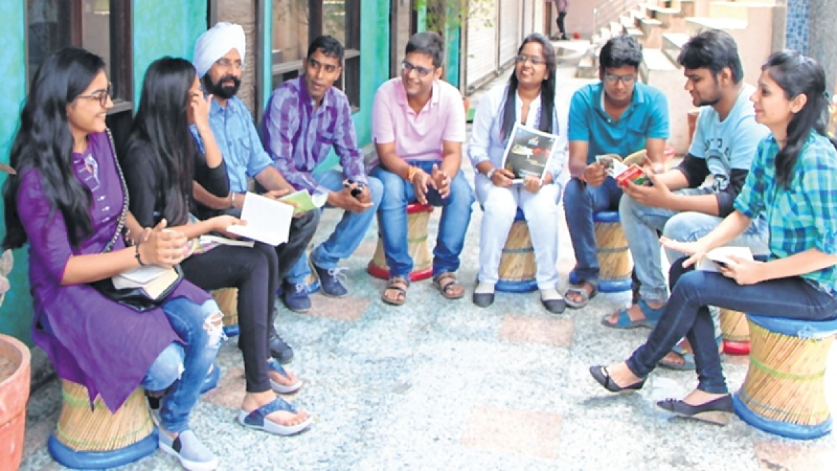 Indore: Promoting reading & writing habits among youngsters