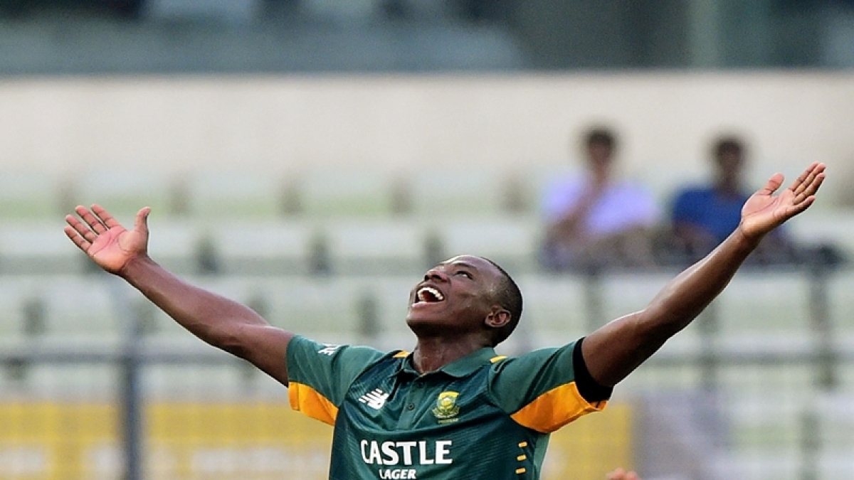 Kagiso Rabada likely to be fit ahead of World Cup