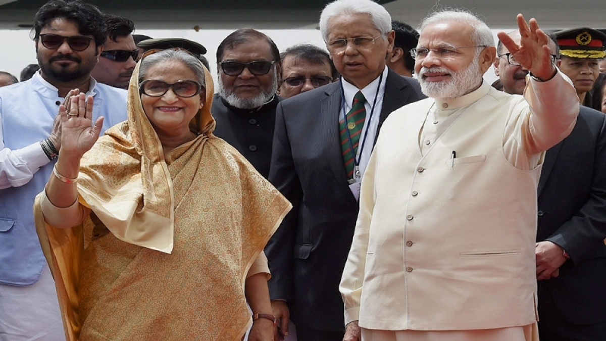 'Sabka Saath Sabka Vikas' not only confined to India, but goes beyond borders: PM Modi