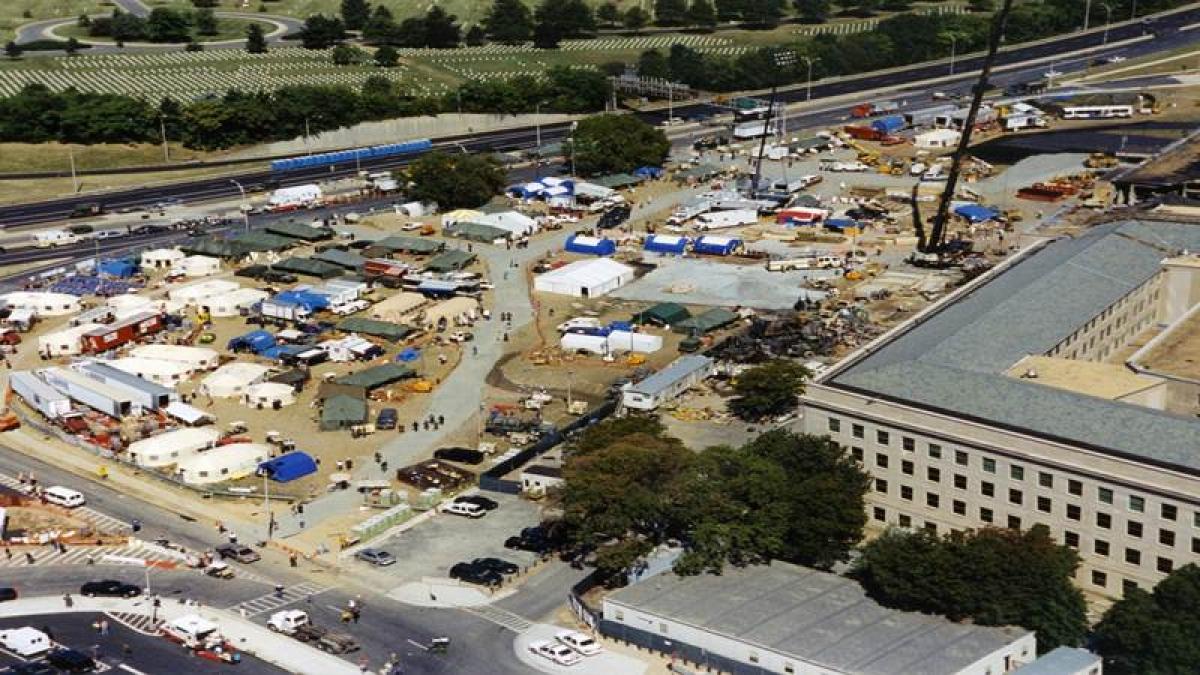 FBI releases never-seen 9/11 Pentagon photos