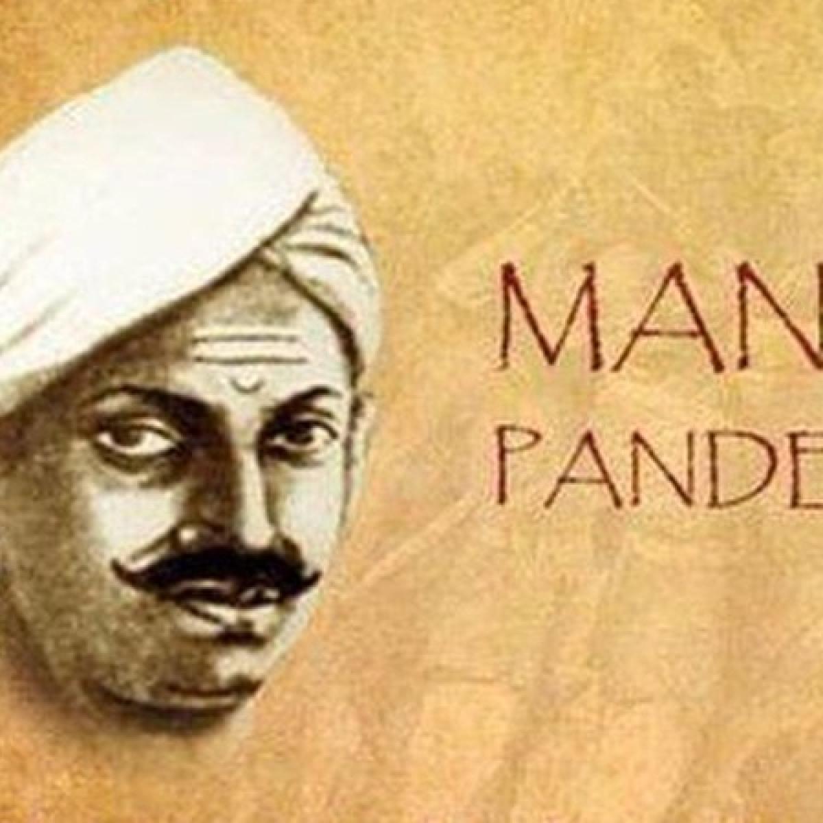 LS Speaker Om Birla, JP Nadda, Ashok Ghelot, others pay tributes to Mangal Pandey on his 193rd birth anniversary