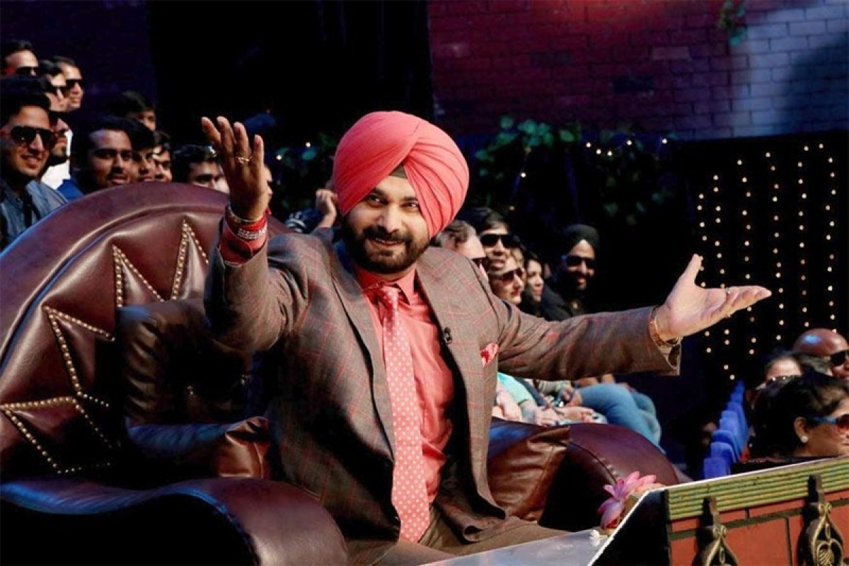 Hahaha! Navjot Singh Sidhu will be part of 'Family Night With Kapil Sharma'