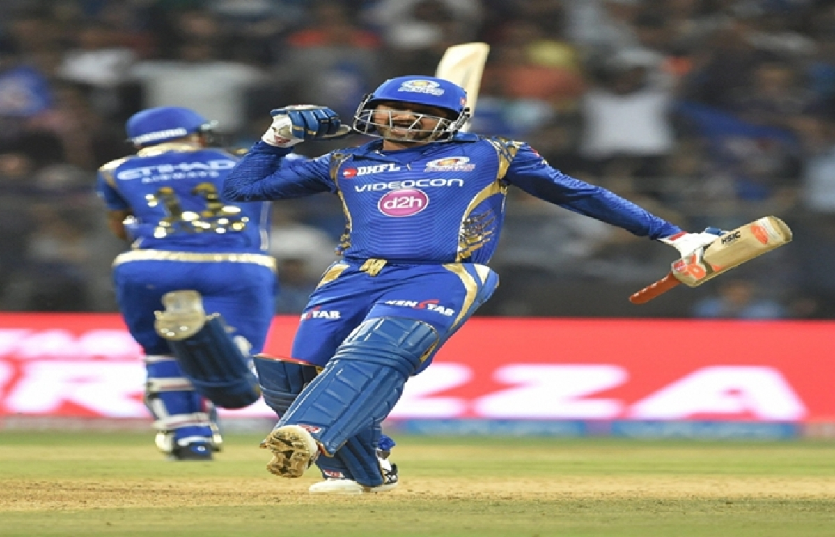 Thriller! How Mumbai Indians stunned Knight Riders at Wankhede