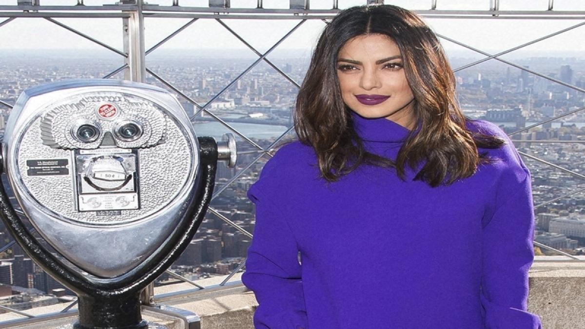 Priyanka Chopra gets emotional on her 'last official week' in New York City