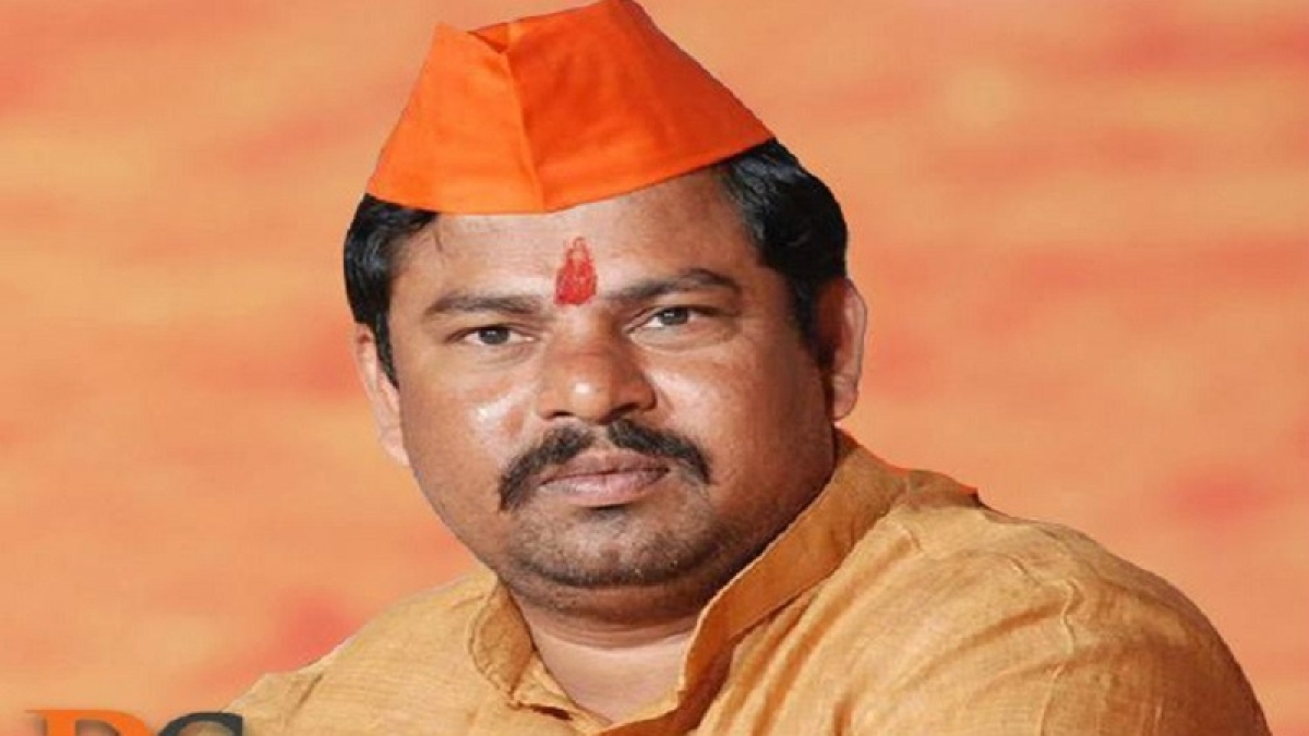 Hyderabad: Police complaint filed against Raja Singh for hate speech