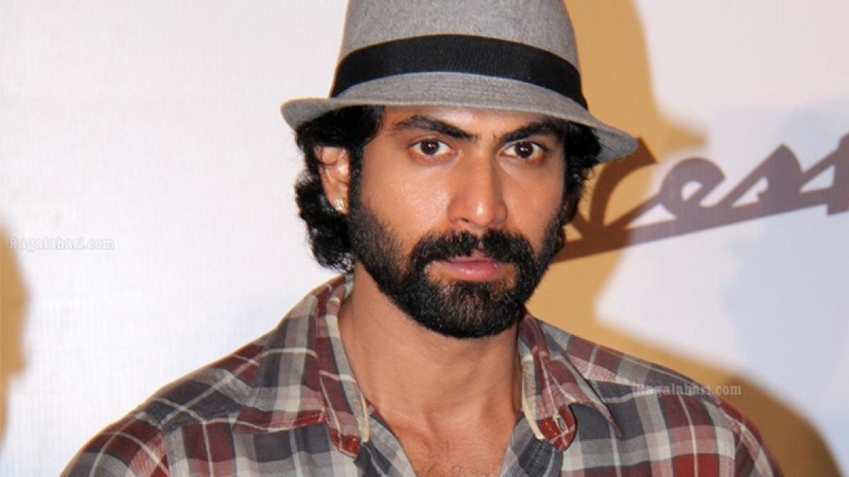 Rana Daggubati is happy with Dulquer Salmaan's progress in cinema