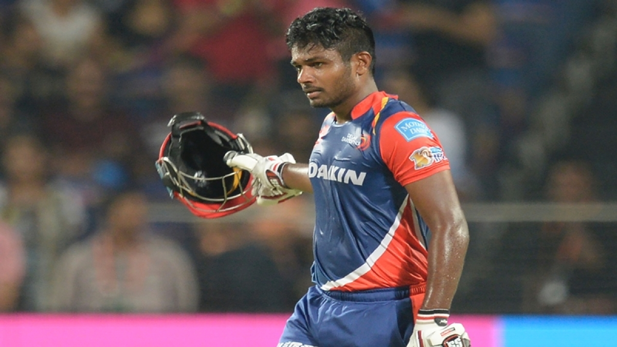 IPL 2017: Samson 'blessed' to be working with Dravid-mentored Delhi Daredevils