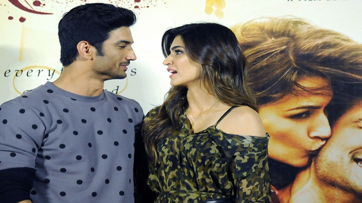 Kriti is a special friend, says Sushant Singh Rajput