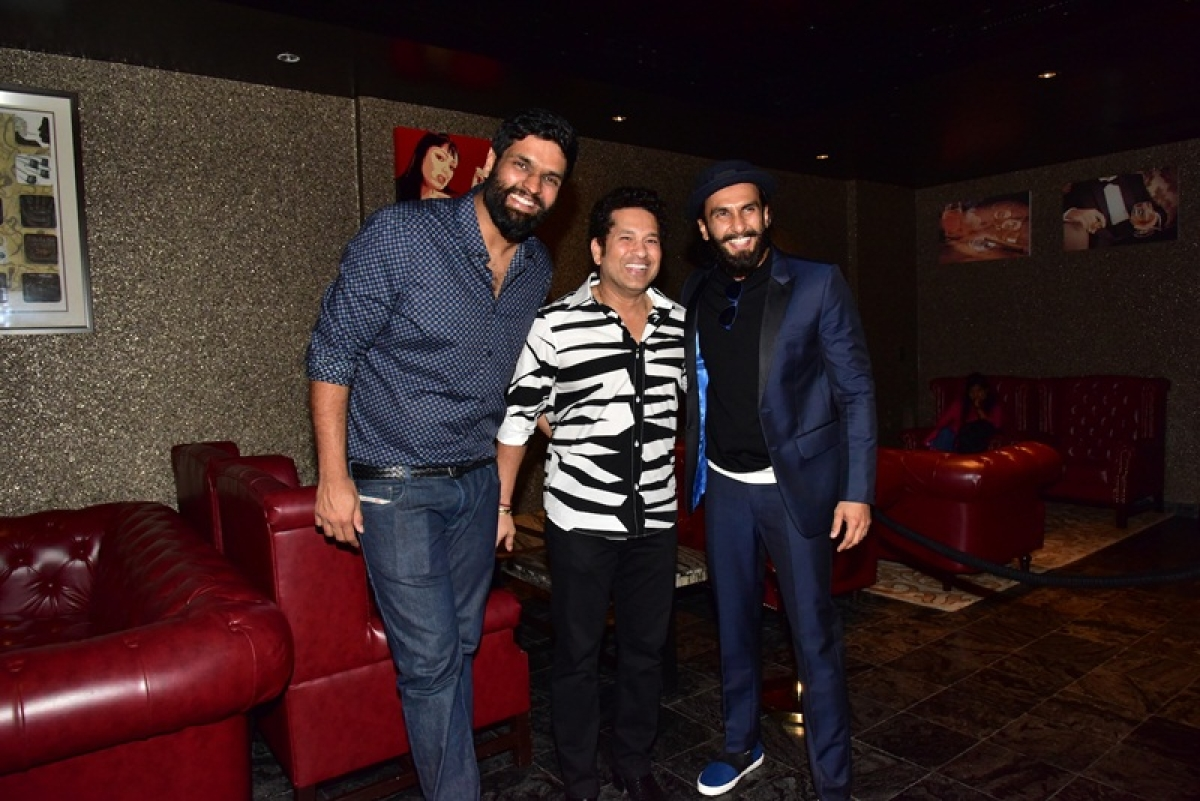 It's a wrap for 'Sachin: A Billion Dreams' as producer celebrates birthday