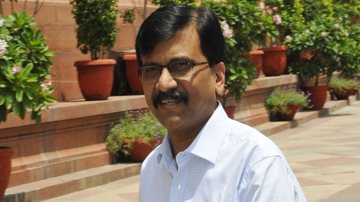 Shiv Sena is BJP's biggest 'political enemy', says Sanjay Raut