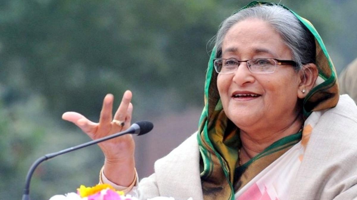 Bangladeshi man sentenced fro altering photos of Sheikh Hasina, former Indian PM