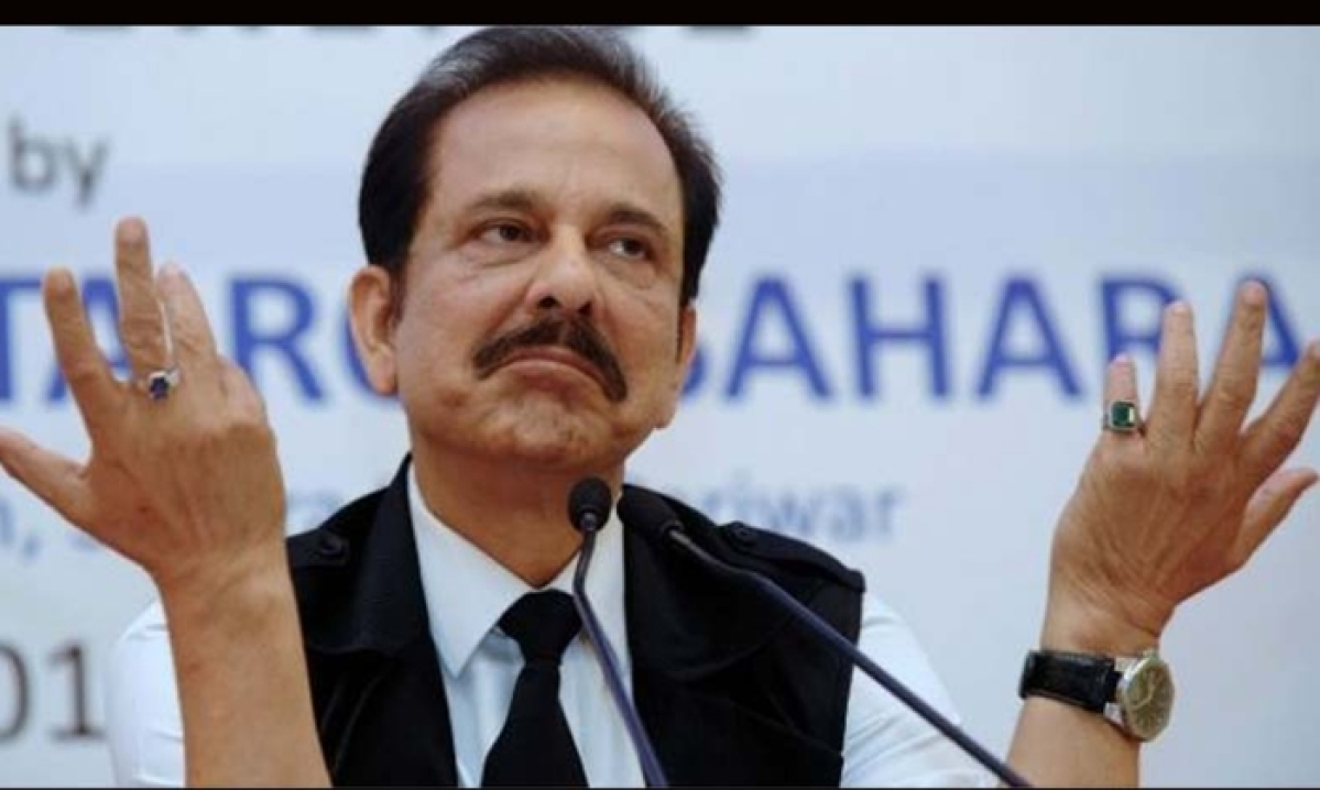 Non-payment of Rs 1,500 cr will land Subrata Roy in jail: Supreme Court