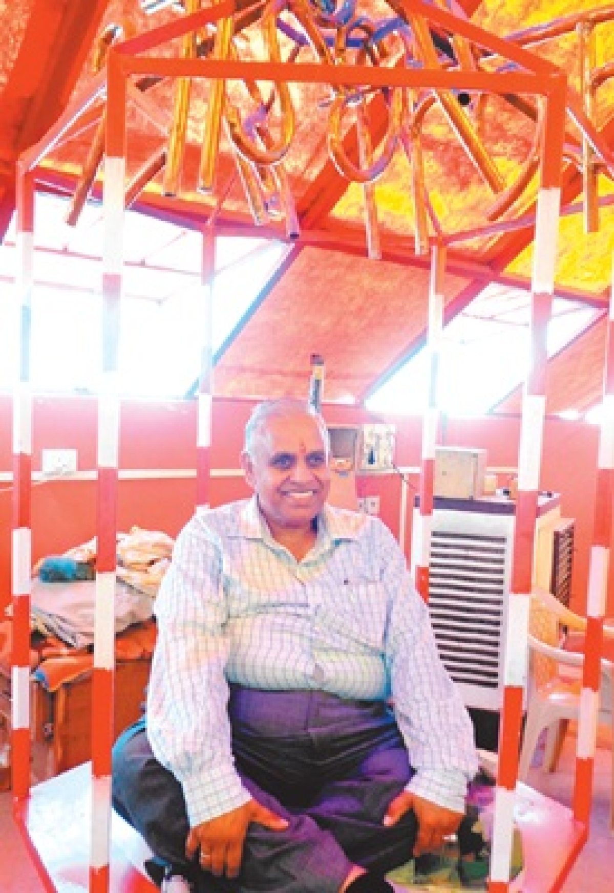 Ujjain: Dharm Vigyan lab one of its kind says DAVV vice-chancellor