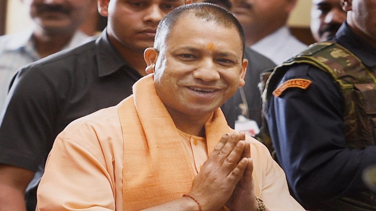 Yogi Adityanath, Uma Bharti cast votes for Presidential poll