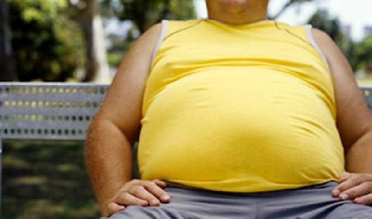 Adulthood obesity ups the risk of early death