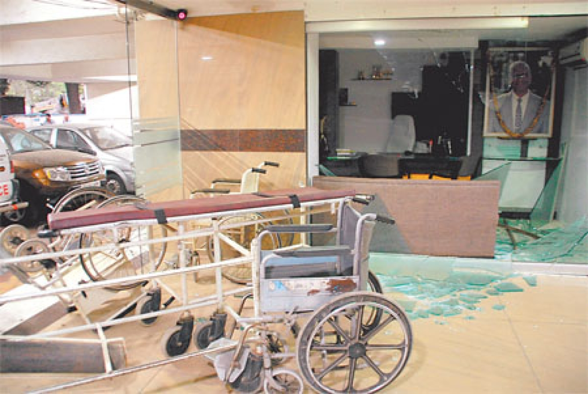 Mumbai: GT hospital turns as a nightmare for patients