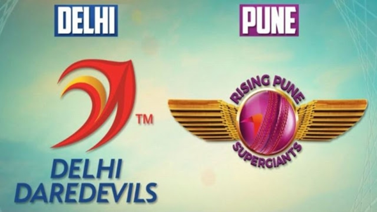 IPL 2017, RPS VS DD Match 9 Updates: DD 205/4 (20/20 ov),RPS 13/0 (1.3/20 ov)