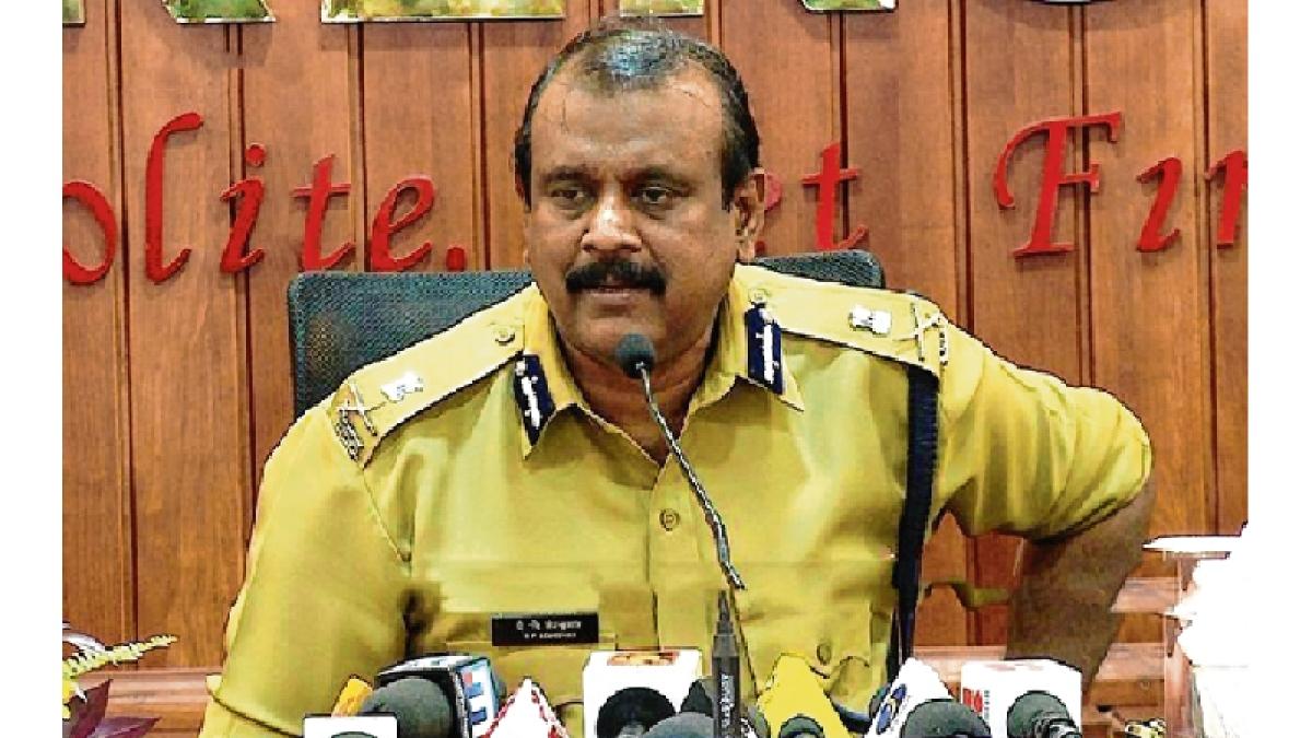 Setback for Vijayan as SC reinstates Kerala top cop