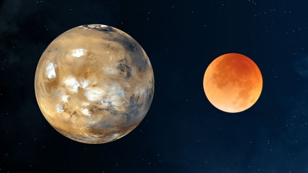 Soon, buildings made from Martian and Lunar dust