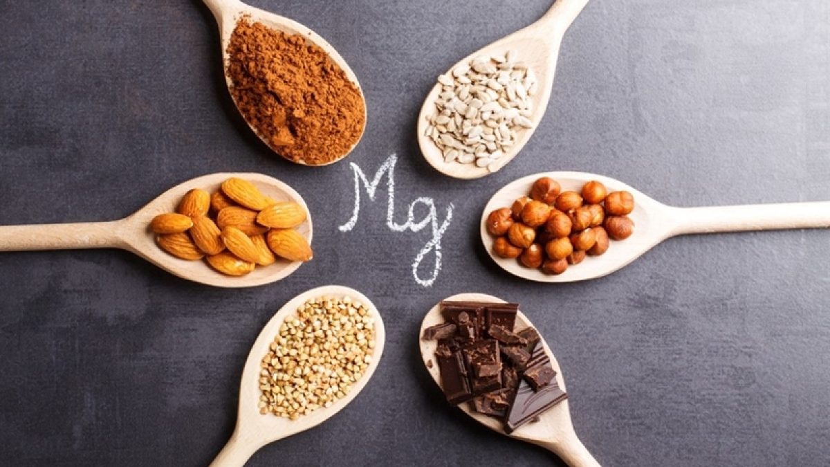 Why magnesium is good for oldies