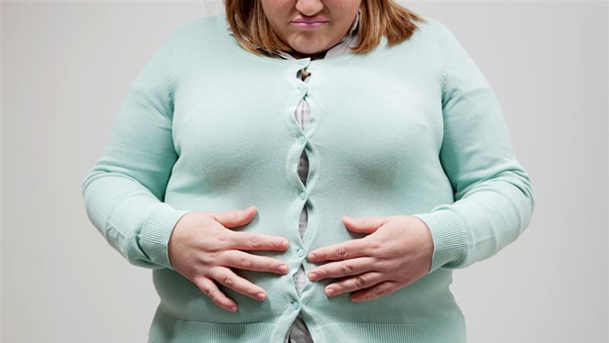 Excess weight may lead to mental fatigue, research suggests