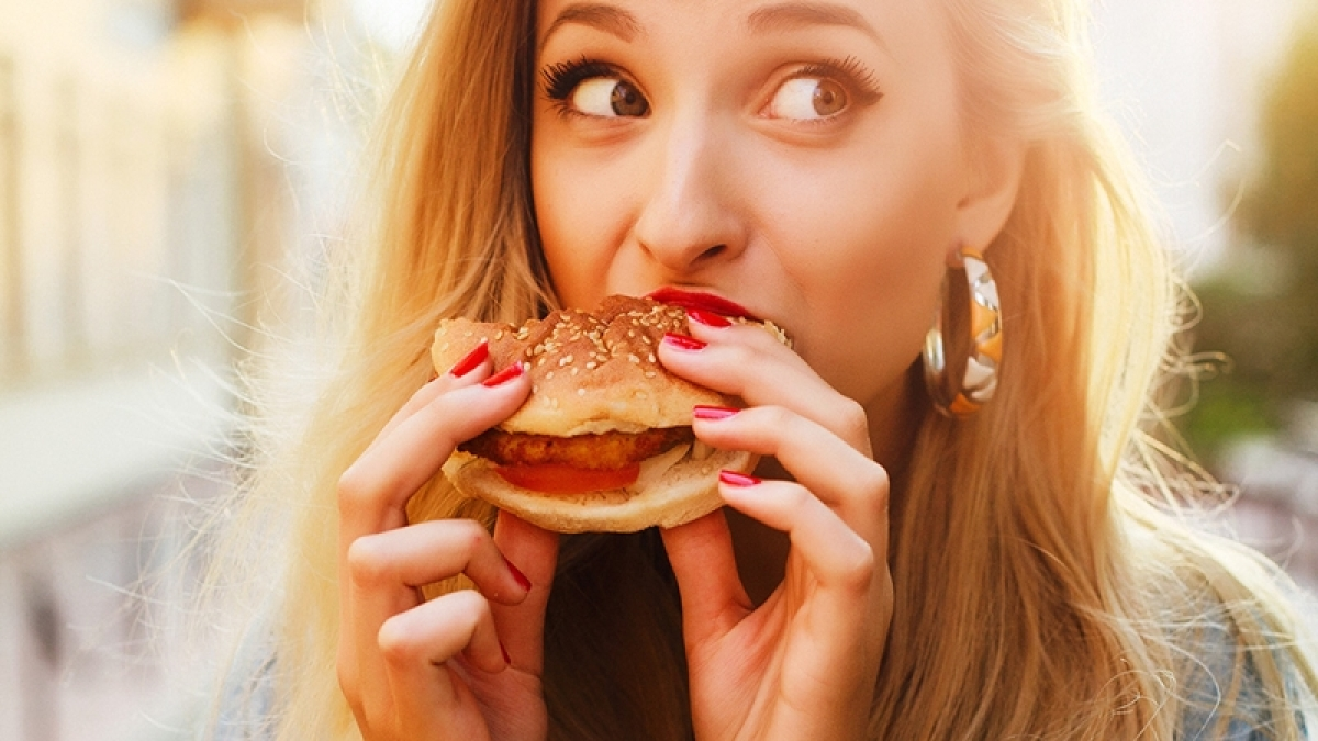 What makes you fall for junk food?
