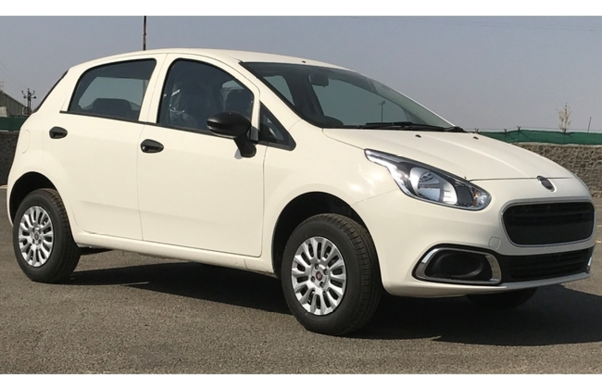 Fiat Punto EVO Pure Launched At Rs 5.13 Lakh