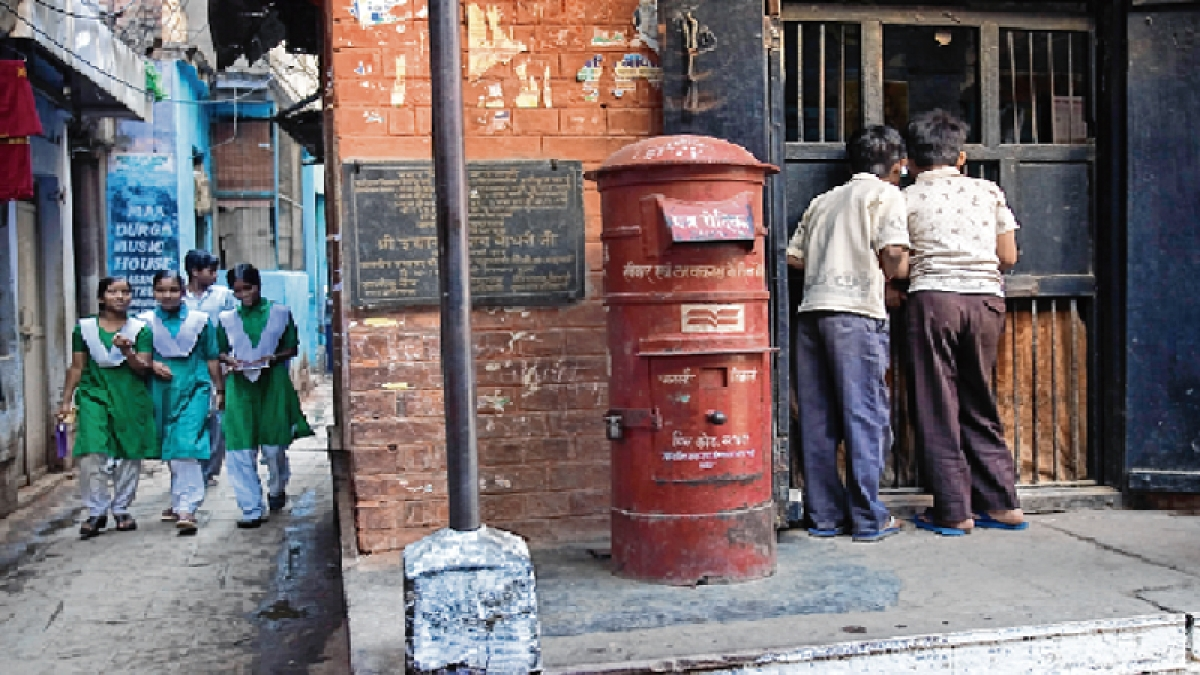 Soon, you don't have to carry cash for postal services