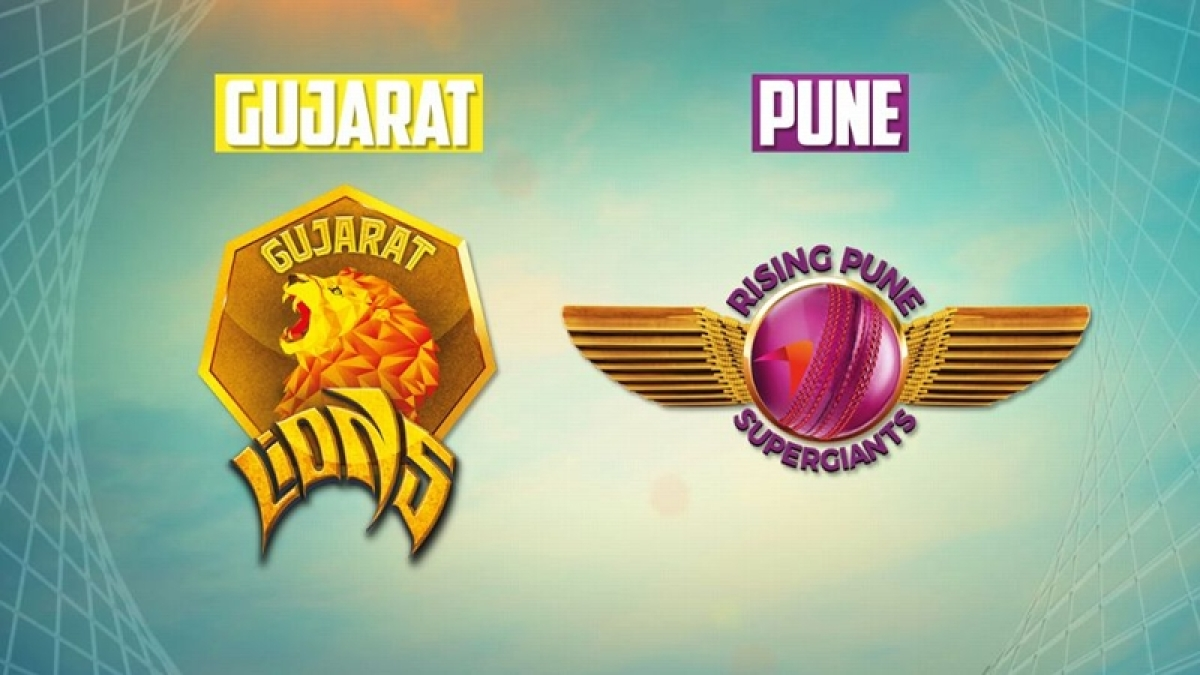 IPL 2017, Rising Pune Supergiant vs Gujarat Lions: RPS 151/5 (17.4/20 ov),GL 172/3 (18.0/20 ov)