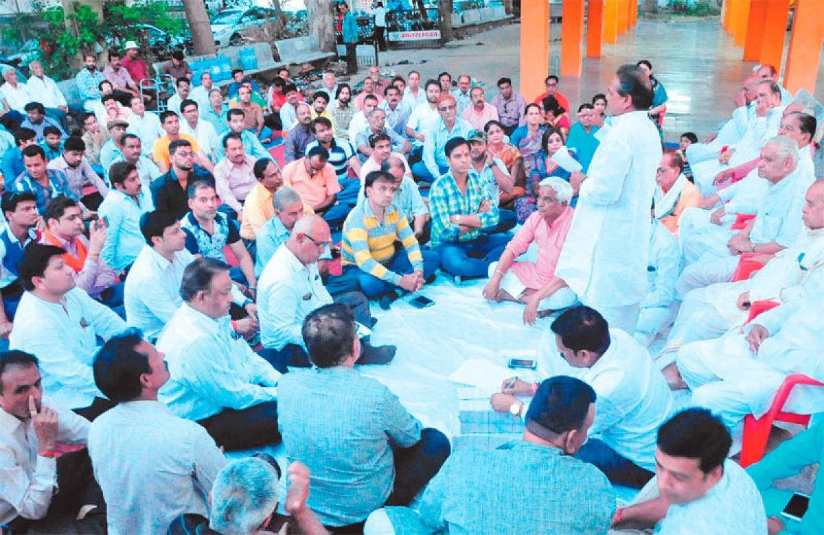 Ujjain: Grand procession to mark Parshuram Jayanti