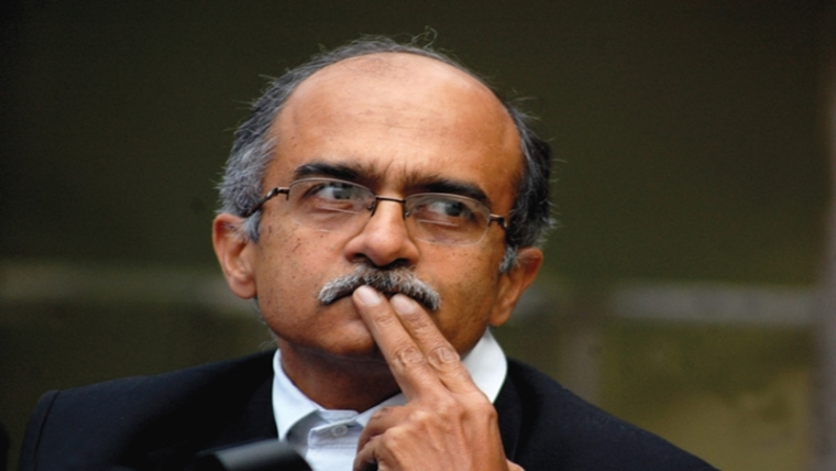 Attorney General files contempt petition against advocate Prashant Bhushan for scandalising court