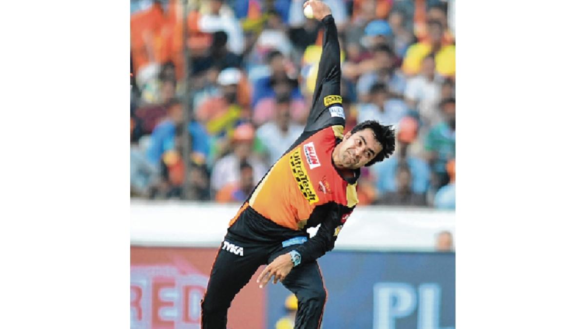 Rashid is a special talent, says Murali