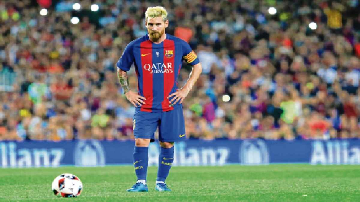 Messi back for Barca; Real take on Leganes