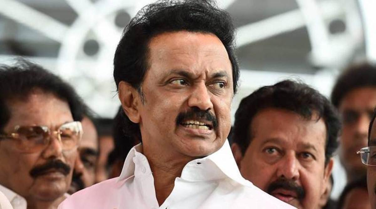 Stalin demands loan waiver for Tamil Nadu farmers