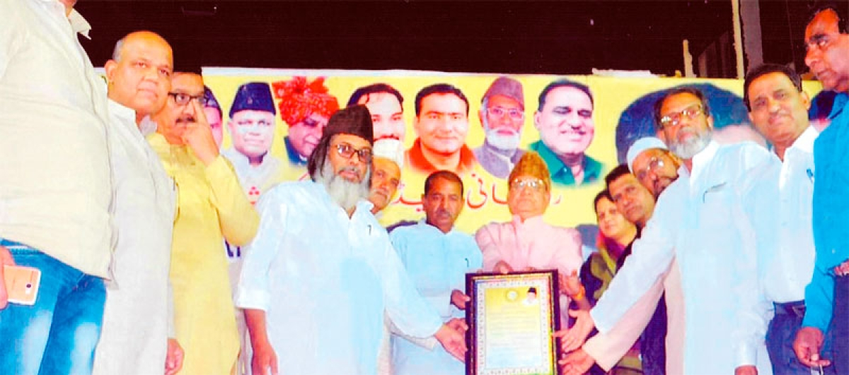 Ujjain: Book on life of Sultan Shah released