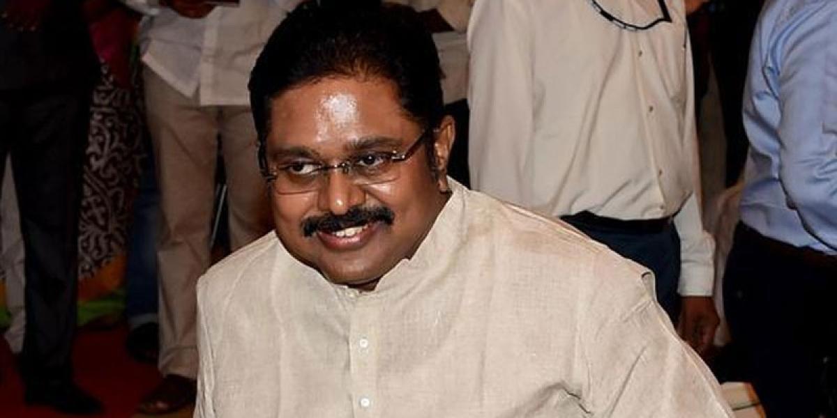 Tamil Nadu Assembly elections 2021: VK Sasikala's nephew TTV Dhinakaran to contest from Kovilpatti