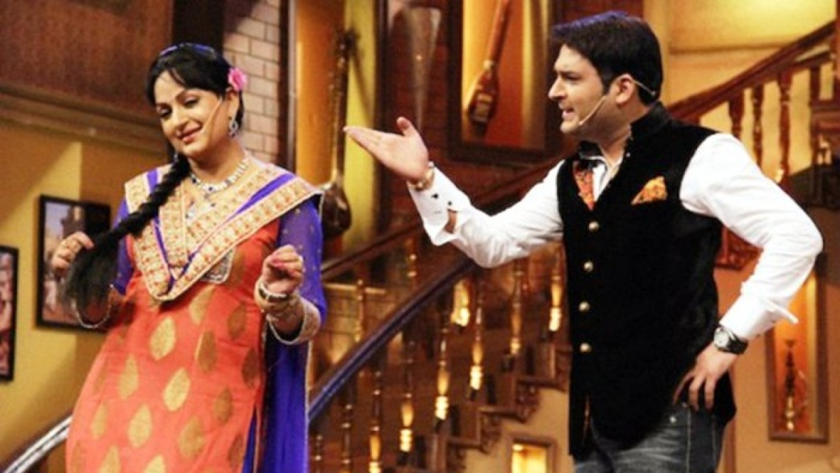Upasana Singh aka Pinky Bua of 'Comedy Nights with Kapil' fame booked for flouting COVID-19 curbs