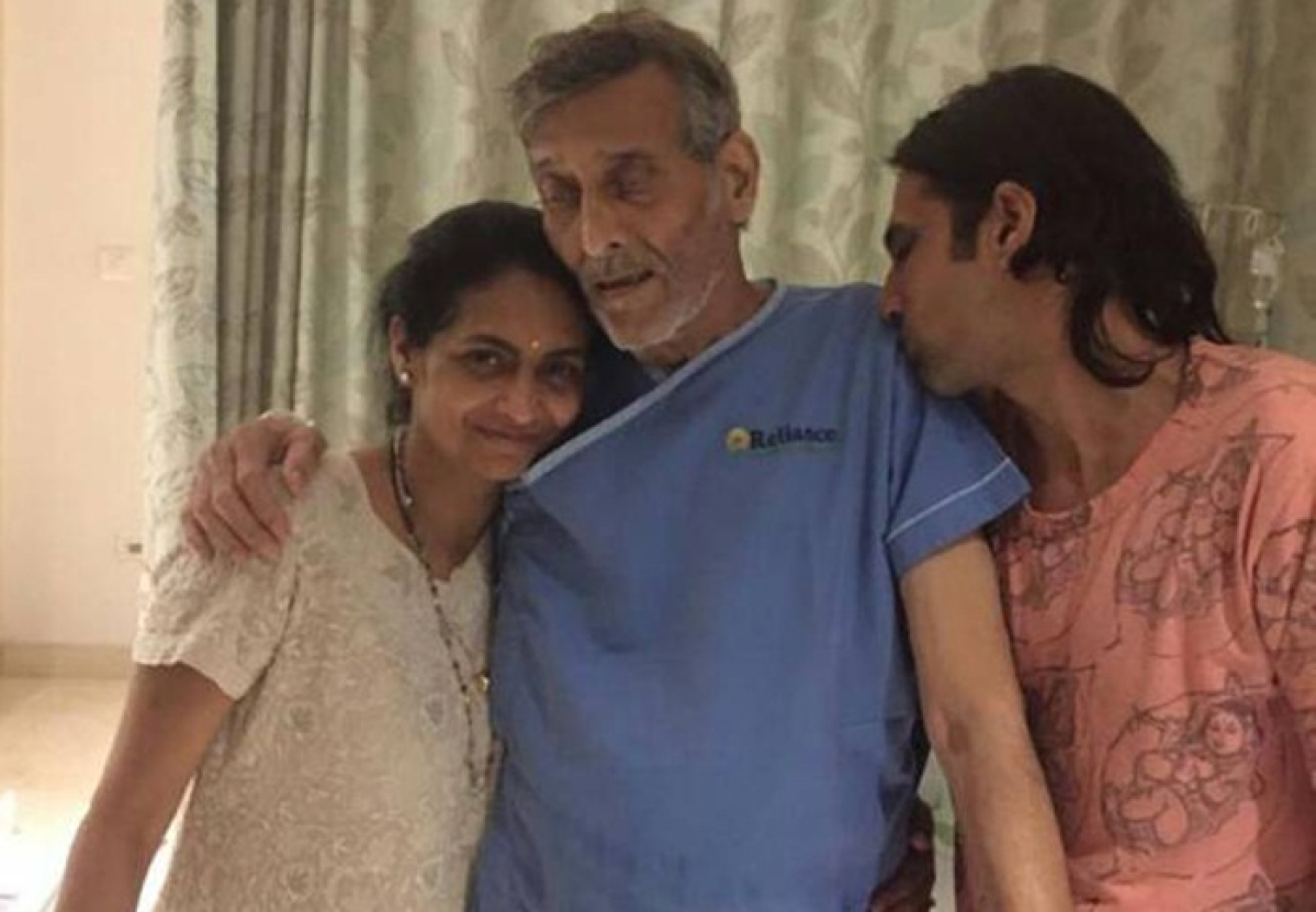 Vinod Khanna health update: Actor stable, responding positively to treatment, says hospital